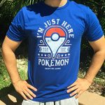 just here pokemon shirt