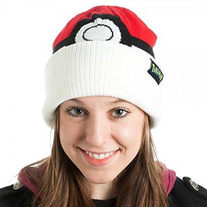 pokeball-beanie-hat