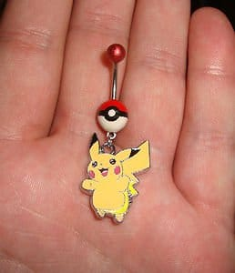 pokeball-belly-button-ring
