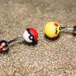pokeball-belly-ring