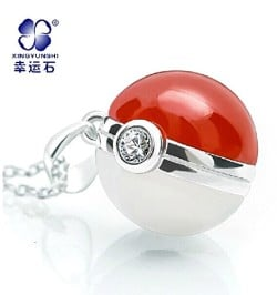 pokeball-necklace