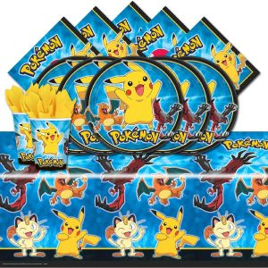 pokemon tableware bundle amazon
