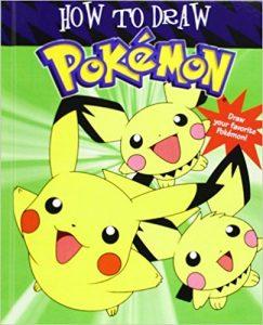 guide draw favorite pokemon